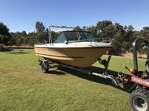 5m kingcraft runabout boat REDUCED