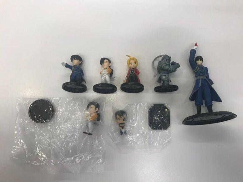 Fullmetal Alchemist Figure Lot