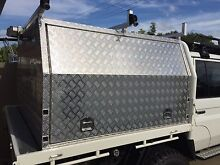 Alloy checker plate ute canopy Miami Gold Coast South Preview