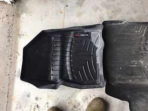 Ford Flex Weather Tech floor mats