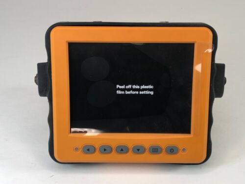 """GE XpertVision EXTERNAL REMOTE MONITOR 6.4"""" LCD for XL GO+ VIDEOSCOPE BORESCOPE"""