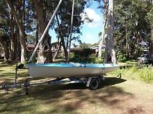 Corsair sailing dinghy Tumbi Umbi Wyong Area Preview