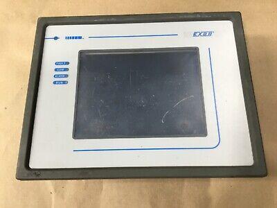 Uniop Ert-16-0045 Operator Panel Touch Screen Display Exor 06z48