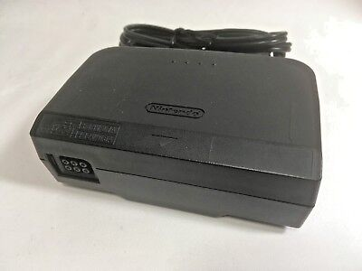 NINTENDO64 OFFICIAL AC Adapter Power NUS-002 Supply Cord N64 Japan 100V for sale  Shipping to Canada