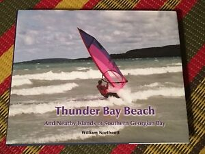 Thunder Bay Beach Ontario by William Northcott