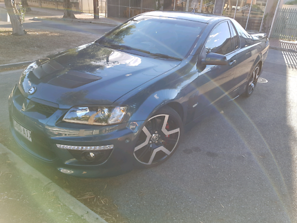 HSV 20th anniversary Maloo Thebarton West Torrens Area Preview