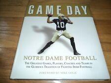 Game Day Notre Dame Football Rockne Leahy Holtz Ara Tim ...