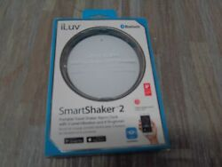 Iluv Smartshaker 2 Bluetooth Wake Up Better Shaker-White (Ios And Android) New