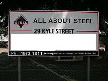 All About Steel Pty Ltd Rutherford Maitland Area Preview