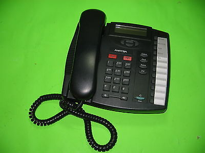 Aastra Telephone Model 9116 Office Home Black Multi - Line China Free Ship