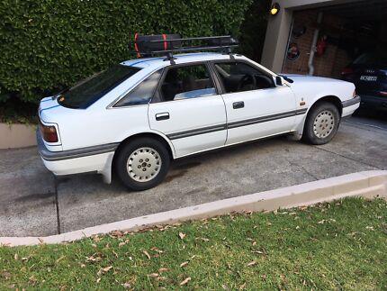 1991 Ford Telstar Ghia TX5