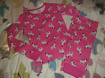 GYMBOREE GYMMIES SLEEPWEAR SPOTTY DOG  SIZE 6  NEW WITH TAGS
