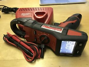 Milwaukee 12V Clamp Gun