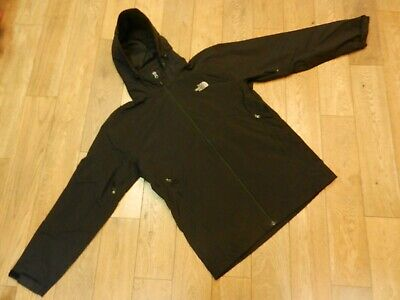 THE NORTH FACE HYVENT WATERPROOF PARKA JACKET COLOUR:BLACK SIZE:MEDIUM