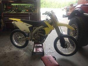 2010 Suzuki 450