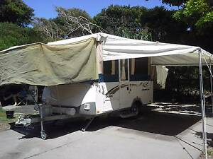 2009 Jayco Camper Caravan Scarborough Redcliffe Area Preview