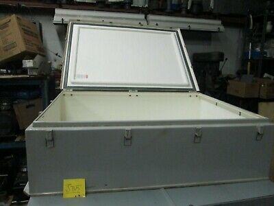 Hoffman Non-metallic Enclosure Cat A48h3612gqrlp 36x48x12 New