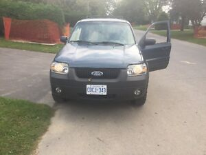 2006 Ford Escape v6 4WD