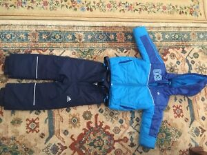 24M boy Adidas winter suit ,$20