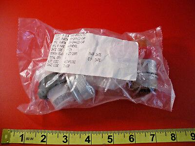 Amphenol 10-244622-14p Circular Connector Plug 19 Pin 1024462214p Nib New