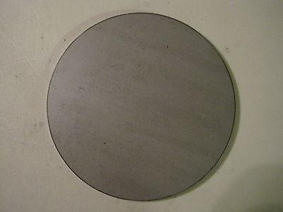 18 Thick 11ga Round Steel Plate 4.5 Diameter Round Circle