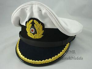 Kriegsmarine Schirmmütze für Offiziere Leutnant zur See bis Kapitänleutnant G57