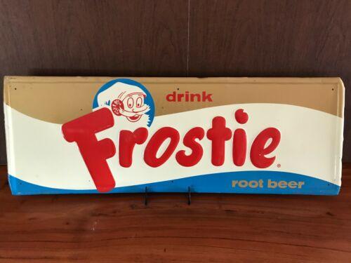 Frostie Root Beer Sign