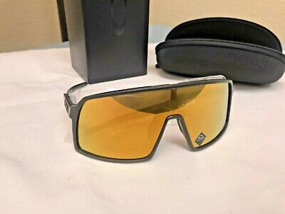 *NEW* 🕶 Oakley Sunglasses Sutro™ 009406 0537 Matte Carbon Prizm™ 24k Lens NEW*