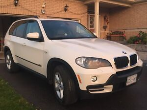 BMW X5, 3.0 si , 2008, 7 seats, DVD, with set of winter tires