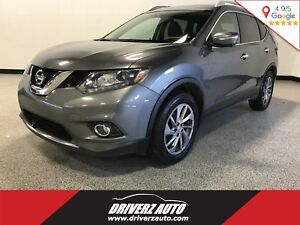 2014 Nissan Rogue SL CLEAN CARPROOF, AWD, 360 CAMERA