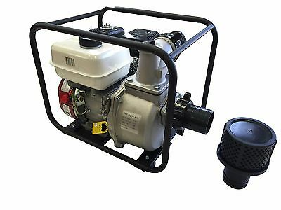 7 Hp 3600 Rpm 16000 Gph 3 Inlet Outlet Trash Water Gas Pump Epa 4 Stroke Gasol