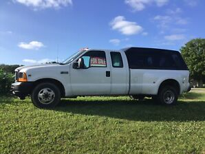 2001 Ford F-350 duelly