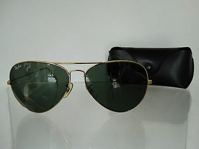 Vintage Ray-Ban Aviator Pilotenbrille Sonnenbrille sunglasses Bausch&Lomb USA