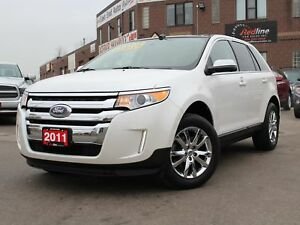 2011 Ford Edge Limited AWD V6 NAVI-Pano Roof-Bluetooth