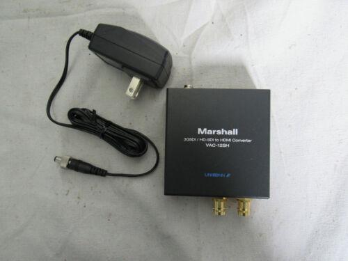 MARSHALL ELECTRONICS VAC-12SH 3G/HD/SD-SDI TO HDMI CONVERTER