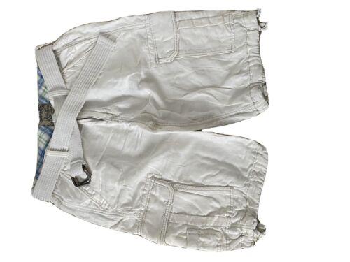 Short bermuda kaporal homme blanc