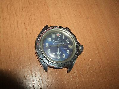 Watch komandirskie submarine ussr часы Командирские Восток Vostok