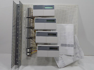 New Unused Build Tcs Basys Controls Sz1024 Thermostat For Enclosure With Diagram