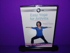 yoga for the rest of us easy yoga for arthritis dvd