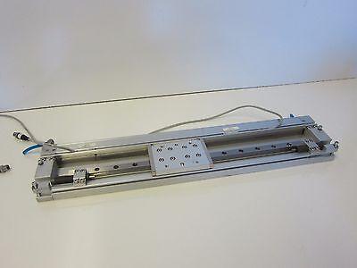 Smc My2h16g-250h Pneumatic Rodless Cylinder Slide .8mpa Wd-m9p Pos. Sensors