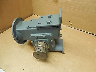 Winsmith 924mdj 7.51 Ratio Right Angle Gearbox Speed Reducer 3.2 Hp Input