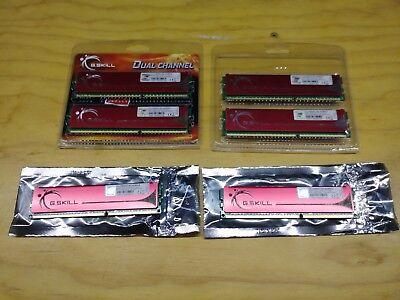 G.SKILL 4GB (2 x 2GB) 240-Pin DDR3 SDRAM DDR3 1600 (PC3 12800) Dual Channel Kit  1600 Pc3 12800 Dual Channel