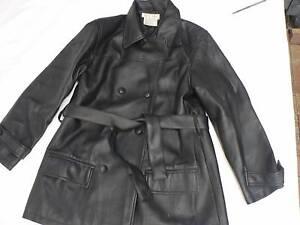 Women's Jacket, Black, Polyvinyl Auchenflower Brisbane North West Preview