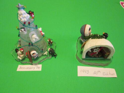 Hallmark Keepsake Ornaments Frosty Friends Collector