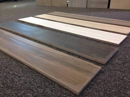 PORCELAIN TIMBER TILES -150x900mm EXTERNAL & INTERNAL, 5 COLOURS Greenacre Bankstown Area Preview