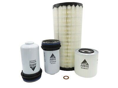 Mffltkith Agco Parts Oem Filter Maintenance Pack For Massey Ferguson Tractors