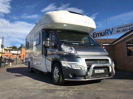 AUTO TRAIL SCOUT. SINGLE BEDS, AS NEW WITH EXTRAS SAVE THOUSANDS.