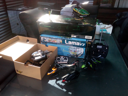 Rc helicopter lot must go