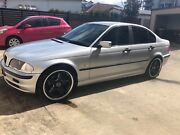 2001 BMW 3 Sedan auto Berkeley Vale Wyong Area Preview