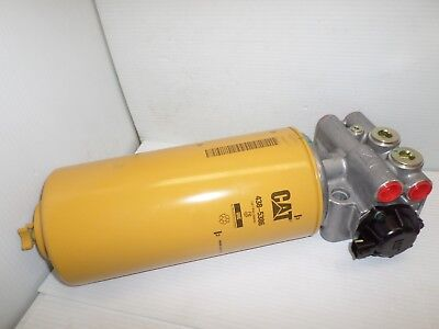 New Caterpillar 390-4679 Pump Gp-fuel Priming 438-5386 Fuel Waterseparator